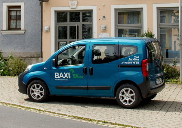 BAXI Anrufbus, © C3 marketing agentur